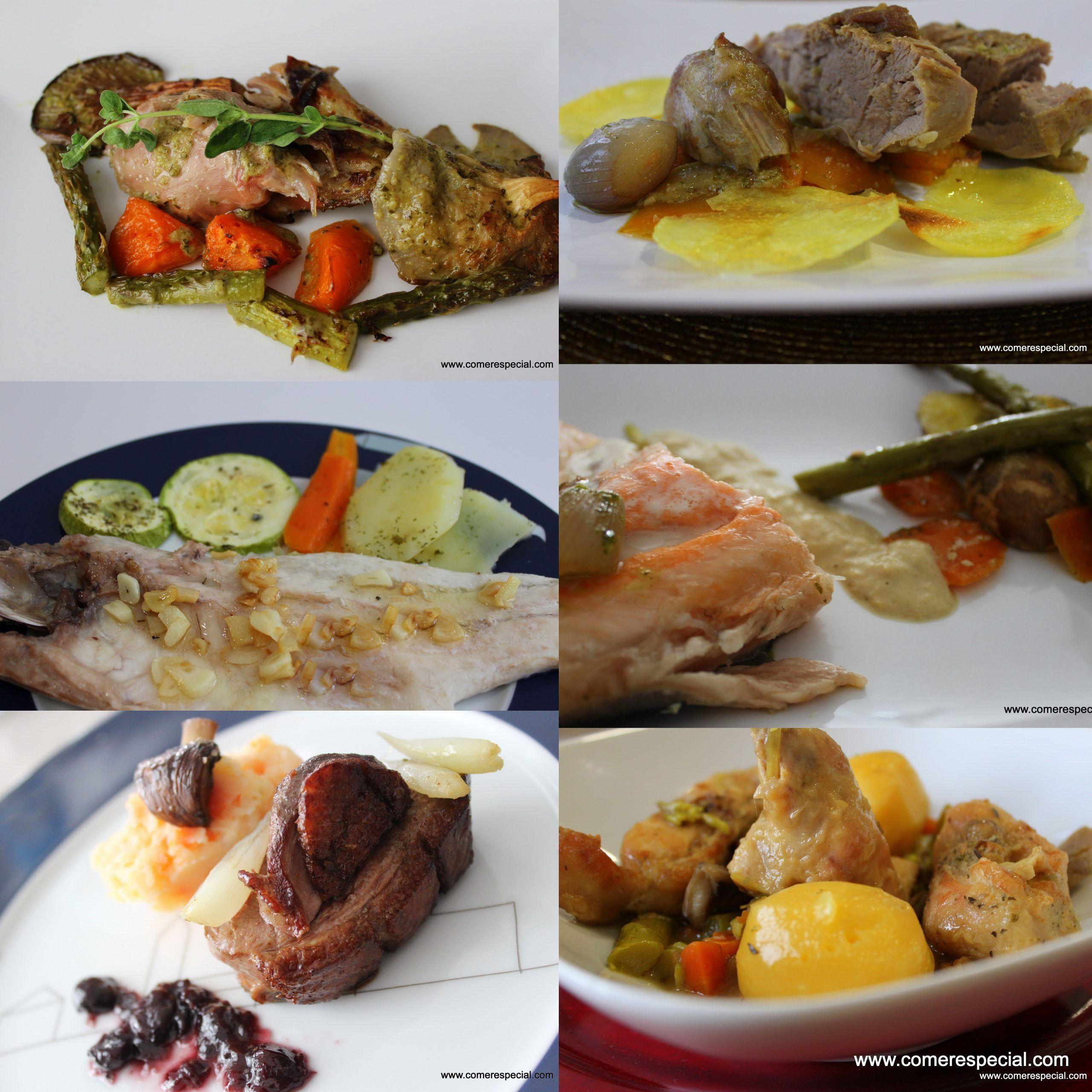 Recetas fáciles de carne y pescado para San Valentín